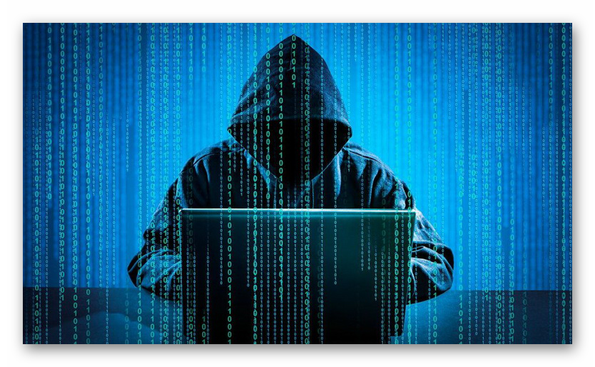 Картинка Интернет-хакер