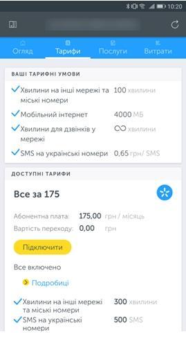 Приложение «Мой Киевстар»: особенности использования и возможности сервиса