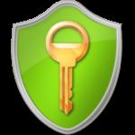 Иконка защита паролей