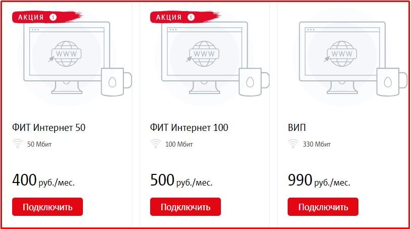 домашний интернет в белгороде от мтс - тарифы