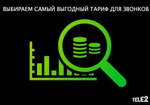 Обзор тарифов от Теле2 в Краснодаре в 2021 году