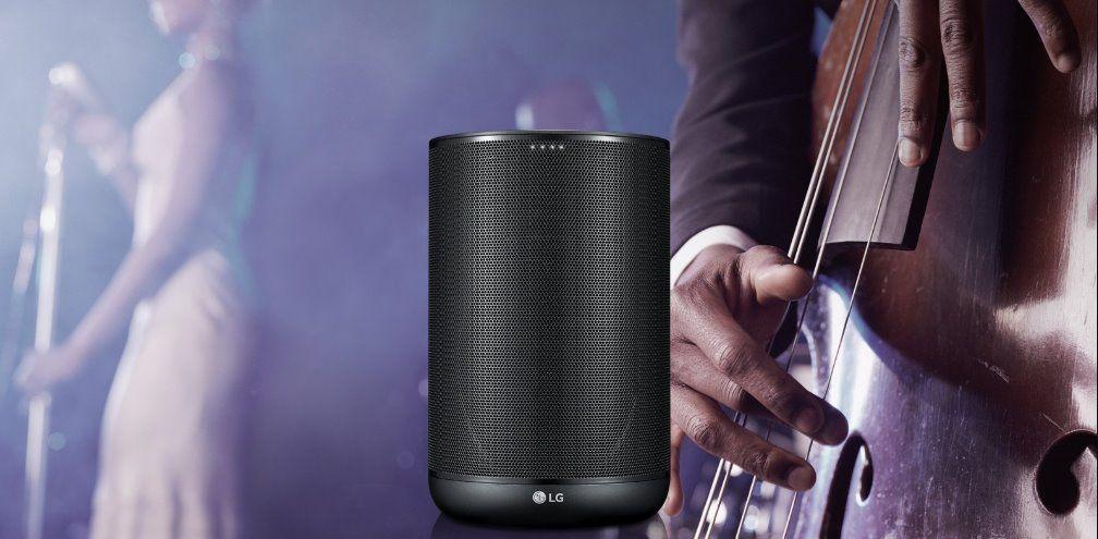 Умная колонка LG с Алисой - качественный звук за 10 тысяч рублей!