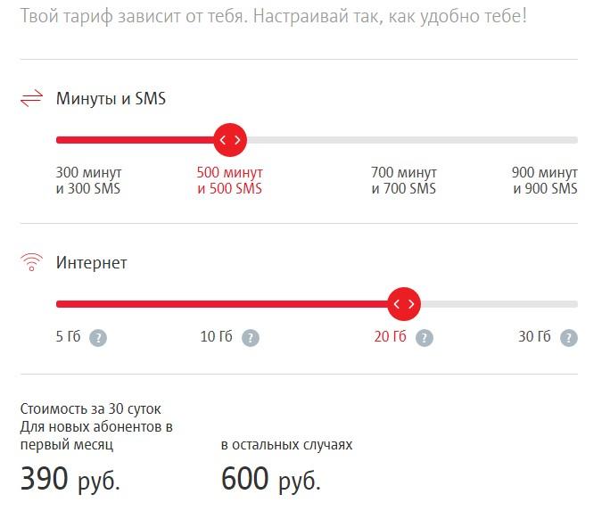 мтс тарифы красноярск безлимитище