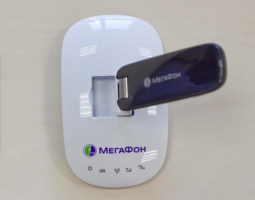 раздать Wi-Fi с модема мегафон