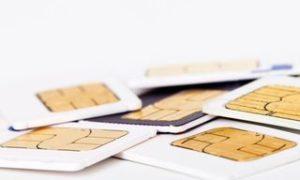 Оплата за мобильную связь