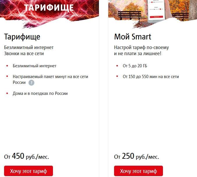 Обзор тарифов МТС для Калининграда в 2021 году
