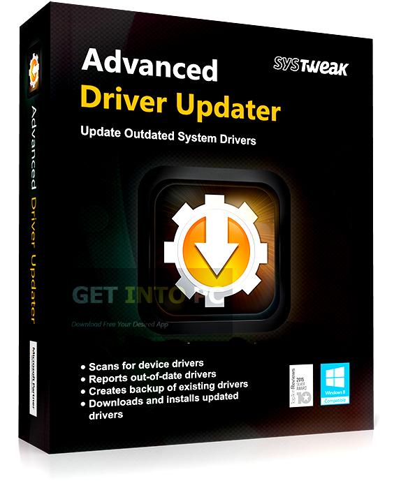Driver Updater v. 1.2.1