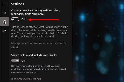 Cortana в Windows 10: что это такое?