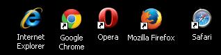 запуск браузера для настройки билайн роутера