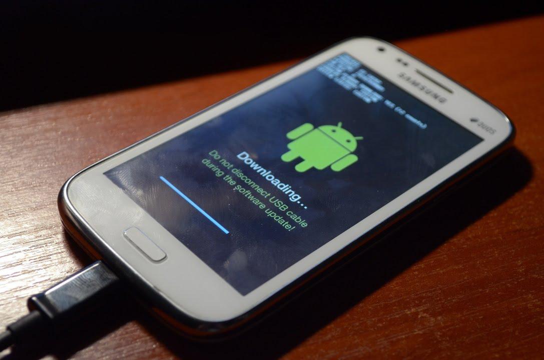 мобильная сеть недоступна перепрошивка