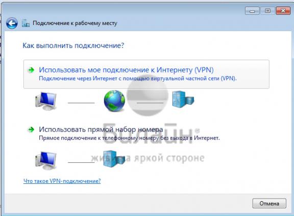 частная виртуальная сеть билайн