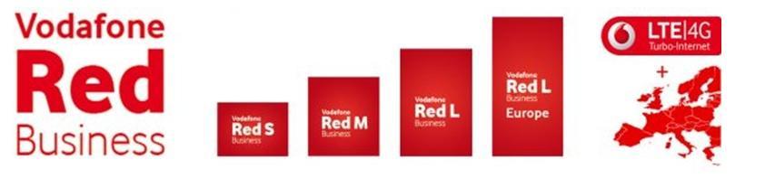 Тариф Vodafone Red Business М – характеристики и правила использования