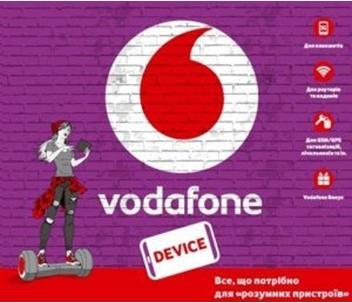 Тариф Vodafone Device S – условия и особенности подключения