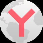 Иконка Яндекс браузера