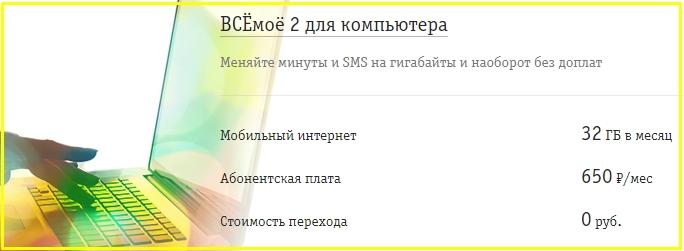 тарифы билайн оренбургская область - для компьютера