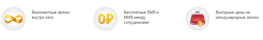 плюсы бизнес связи в белгороде от билайна