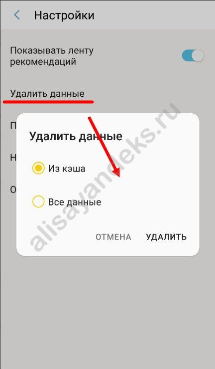 Яндекс браузер без Алисы - версия «Лайт»