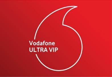 Тариф Vodafone ULTRA VIP: новое предложение с неограниченными возможностями