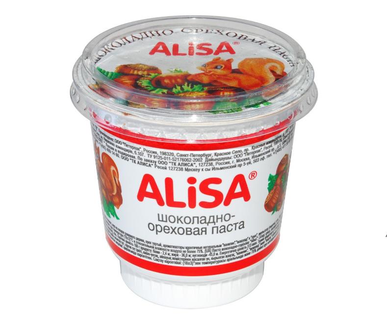 Компания Яндекс выкупает бренд Alisa у основателей шоколадной пасты