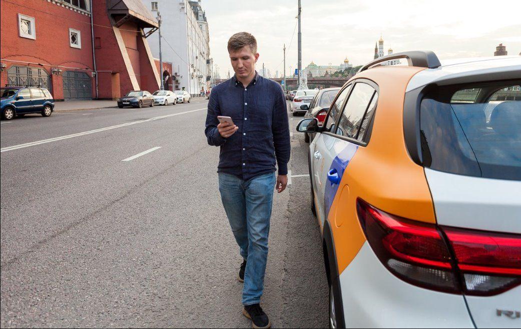 Все про Яндекс Драйв в Санкт-Петербурге