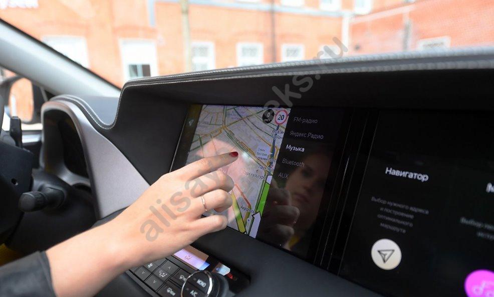Бортовой компьютер Яндекс с Алисой: обнови свое авто!