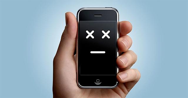 мобильная сеть недоступна из-за проблем с телефоном