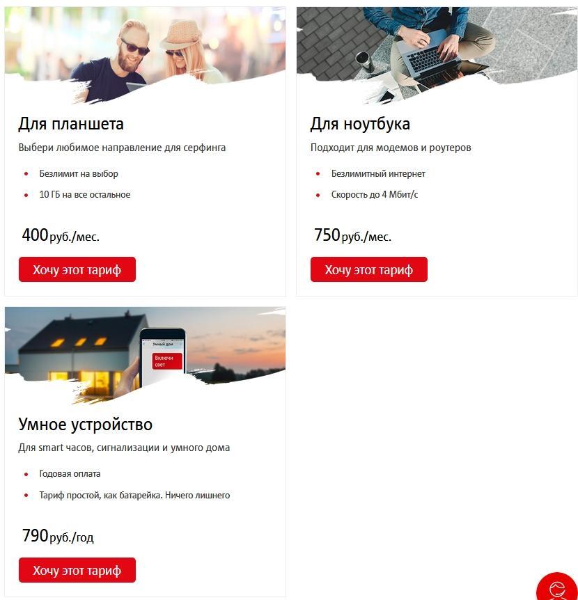 Описание тарифов от МТС для Санкт-Петербурга и области в 2021 году