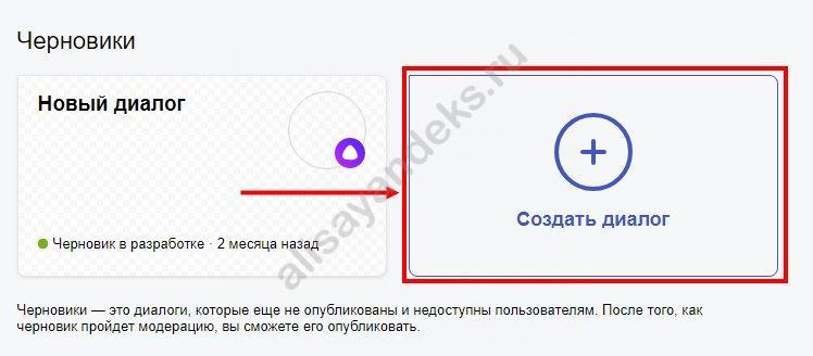 Что такое Яндекс.Диалоги: настройки сервиса