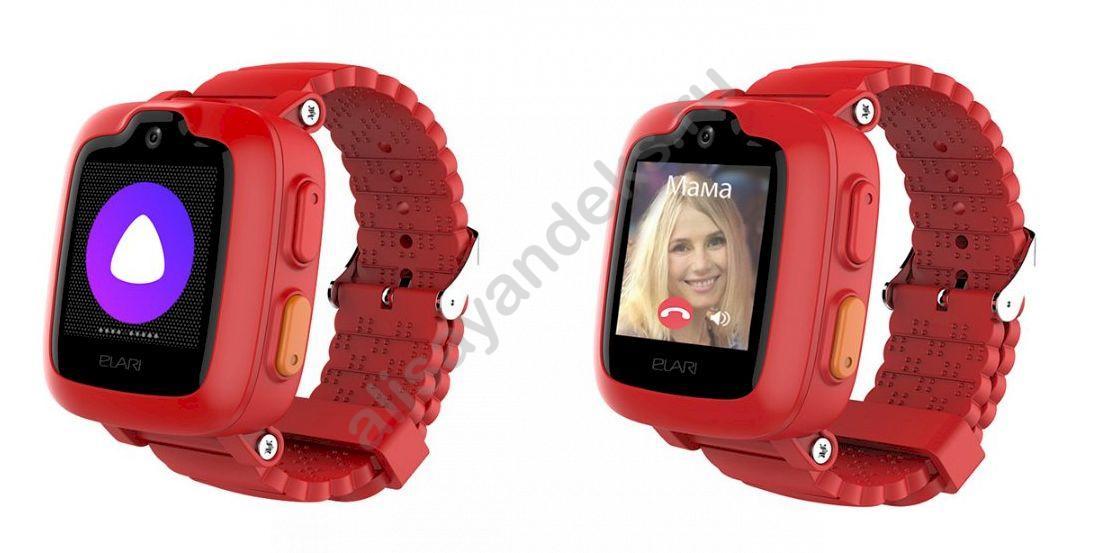 Обзор Elari Kidphone 3G: первые детские часы с Алисой