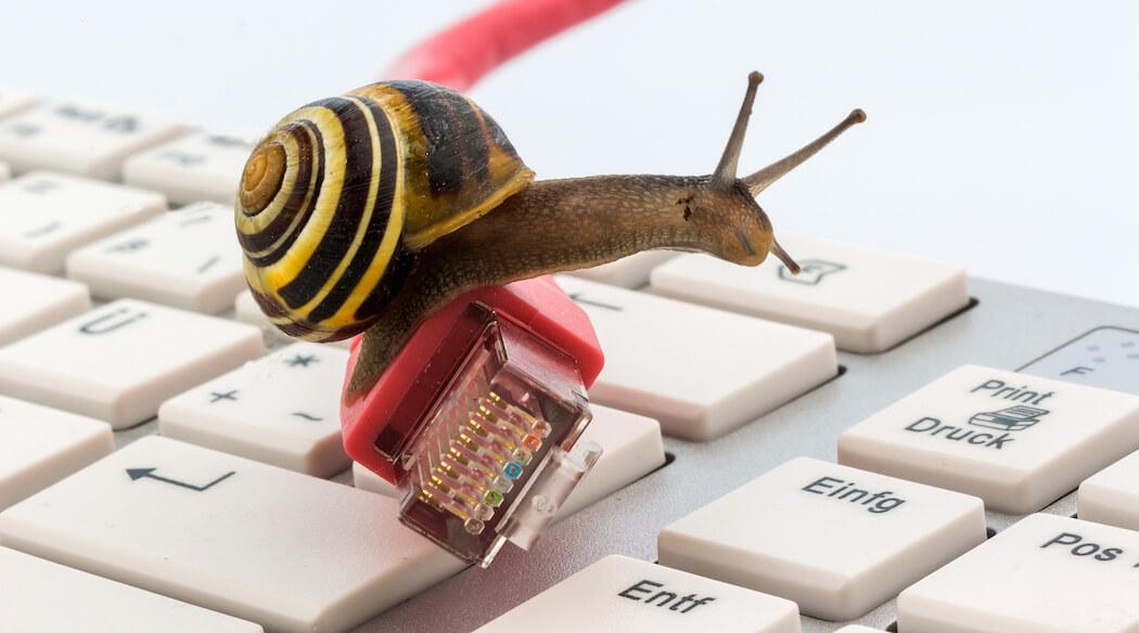 причины низкой скорости интернета мегафон